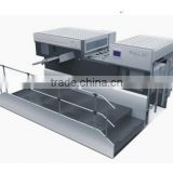Fully Automatic Creasing and Die Cutting Machine Model SAM1300 die cutting machine