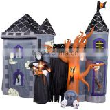 Giant Inflatable Halloween Haunted house for sale inflatable halloween used bounce house