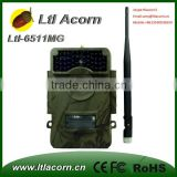 GPRS remote control outdoor security surveilence solar powered 3G hunting camera spy scouting camera