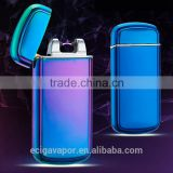 Fashion USB intelligent arc pulse wind proof plasma boss electronic cigarette lighter