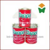 400g Fresh Brix 28-30% Cold Break Canned Tomato Paste,importing tomato paste 400gX24tins