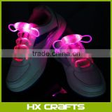Super brightness party dance shoelaces glowing choelaces luminous led light up shoelaces