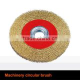 Machinery Circular steel wire twisted Brush