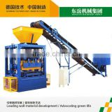 Mini plant industry/ sand and cement mixer block making machine