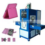 High Frequency Machine to Make Cellphone Case Welding And Cutting for Ipad Case Leather Industry Embossing Equipment