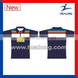 Healong Custom Team Name And Number India Cricket Jersey 2016
