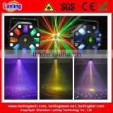 New Products LED Strobe Derby Laser | 3 in 1 DJ Lights Effect