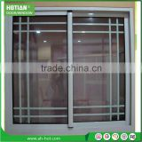 China Competitive Price Hot Sell Aluminum Sliding Window Aluminum Frame Double Glass Window with Mosquito Net