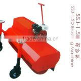 brushing machine for artificial turf (Petrol-engine)