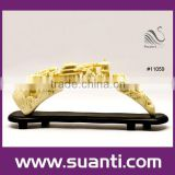 2015 Antique Chinese character bridge art crafts gift china wholesale supplier feng shui products
