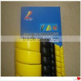 China manufacturer cheap uv-resistant flexible plastic rubber sprial hose protector,hydraulic hose guard