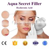 Aqua Secret hyaluronic acid serum private label with CE