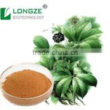 Nice Nutritonal Herbal Extract Natural Siberian Ginseng Powder ExtractWith Eleutheroside (B+E) 0.8-1.2%By Solvent Method