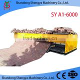 Block paver machine SY A1-6000 automatic brick paving construction equipment for cement brick price