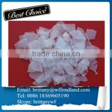 Clean Chemical Competitive Price Caustic Soda / Sodium Hydroxide 99% Big Promotion of the Stock with Kraft Bags