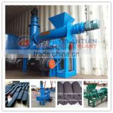 Good performance best price sawdust briquetting machine bamboo charcoal stick briquette machine