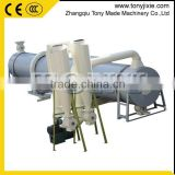 THG15-12 China Stainless steel high efficiency steam tube rotary dryer/rotary dryer manufacturer in drying equipment
