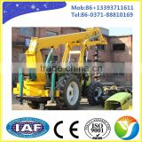 poling machine pole digging machines and bore pile drilling machine