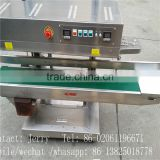 Full automatic vertical sealing machine