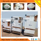 Electric steam food noodle steamer machine/multifunctional industrial steamers china