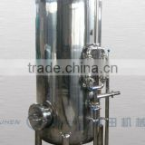 High quality industrial batch sanitary stainless steel tank, activated carbon filter vessel