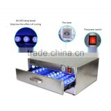 LCD screen curing UV Glue Curing box ultraviolet light lamp box For mobile phone