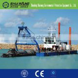Cutter Suction Beneficiation Dredger/ Cutter Suction Dredging Machine
