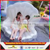 Photography props Inflatable Floating inflatable shell inflatable seashell for promotion or summer party