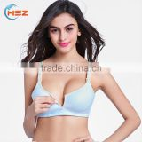 HSZ-9632 New Arrival 2017 Ladies Sexy Hot New Look Front Closure Bra Wholesale Women Stylish Lingeries Online Shopping