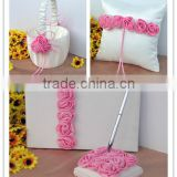 Wholesale Wedding Favor of Guest Book and Pen Wedding Guest Book and Pen Holder Wedding Favor of Ring Pillow
