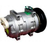 valeo TM21 compressor for middle bus OEM yutong A/C parts
