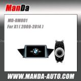 2 din dvd factory car multimedia for BMW X1 ( 2009-2014 ) touch screen car audio dvd player usb sd slot