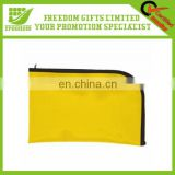 High Quality Logo Printed Plastic Cash Deposit Bag Bank Deposit Bags