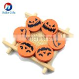 Funny pumpkin shape design low pricer high quality eraser