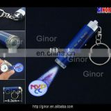 Led gifts~ projective led keychain