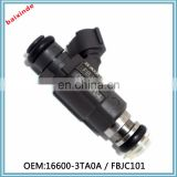 100% original Fuel Injector FBJC101 / 16600-AE060 for 2002-2003 NISSANs ALTIMA MAXIMA