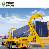 Sinotruk 40ft  container side lift