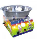 New fruit taste making commercial cotton candy floss machine