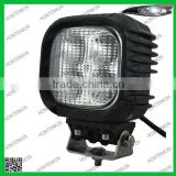 waterproof led 4x4 work lights, 40W light bar super bright spot beam blood beam 6000K for car,4x4,4wd, utv, atv, suv