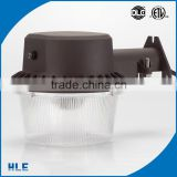 Coffee 35watt 3300 lumen equal high pressure sodium area lighting 150W led globe fixture with photocell sensor