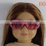 Plastic doll sunglasses Rim EYE GLASSES made for 18 inch American Girl Dolls