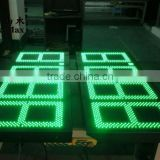 Australia price digital 888.8 16'' digital led gas 7 segment led display outdoor