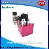 LTEY hydraulic lift cartridge manifold valves