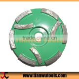 "5"" (Dia.125) CUP wheels with Radial Segments \ Diamond Grinding tools \ POlishing tools"