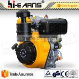 192F 14hp 3600rpm electric oil bath diesel engine                                                                         Quality Choice