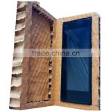 100% Recyclable Material Structural Honeycomb Paper Board For Cellphone Packaging