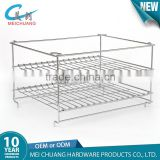 Extra 3 tire oven baking or cooling rack