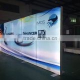 new 2016 LED double side print tension fabric frame