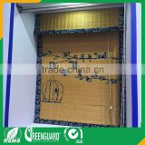 China supplier ladder tape outdoor bamboo shutter blinds with good price