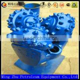 API 8 1/2 IADC537 oil well water drill three cone bit,oil and gas well drilling ,drilling for ground